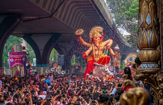 Best Places in India to Celebrate Ganesh Chaturthi Festival in 2019