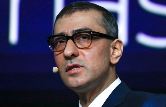 Rajeev Suri steps down as Nokia President, CEO
