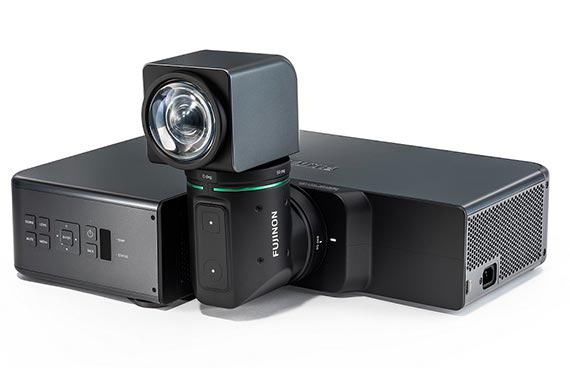 Fujifilm India Debuts In Projector market with Z5000 - World's First Folded Two-Axial Rotatable Lens