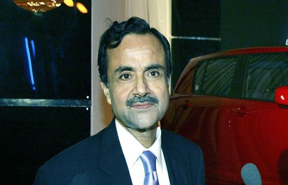 Former Maruti MD, Jagdish Khattar Expires Due to Cardiac Arrest at 79