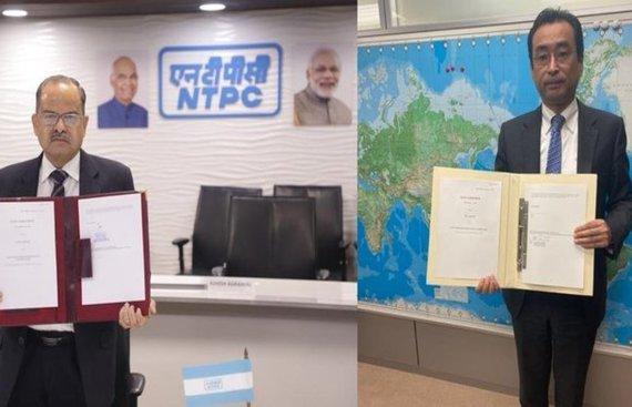 NTPC ties up 50 billion yen funding under JBIC's GREEN initiative