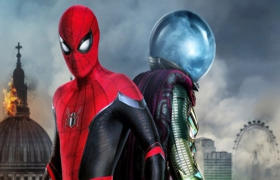 Spider-Man: Far From Home - Tom Holland's Spidey is Not Too Far from an Another Marvel BlockBuster