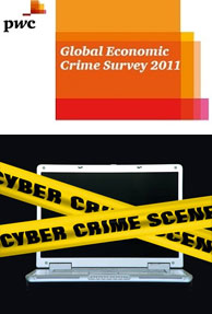 Cyber Crime Among Top 3 Economic Crimes in India