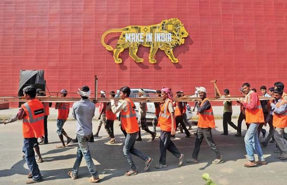 How 'Make in India' Program Elevates the Country's Global Ranking?
