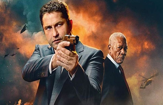 Angel Has Fallen: Gerard Butler's Striking Action Proves Worthy of a Fight, But Sloppy Script Lets Down