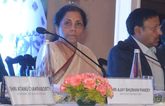 Govt for continuous Engagement with Industry, Business: FM
