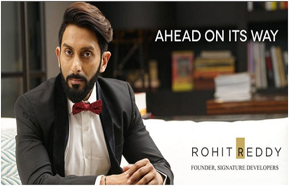 Rohit Reddy's Inspiring Journey of Becoming the Most Sought-after Entrepreneur