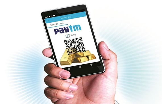 Now PaytmGold is Redeemable at Stores to Boost Its Growth