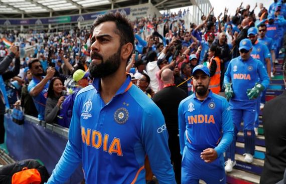 India most searched team of World Cup, reveals study