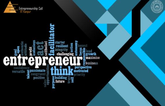 Annual flagship entrepreneurial event - E-Summit'19
