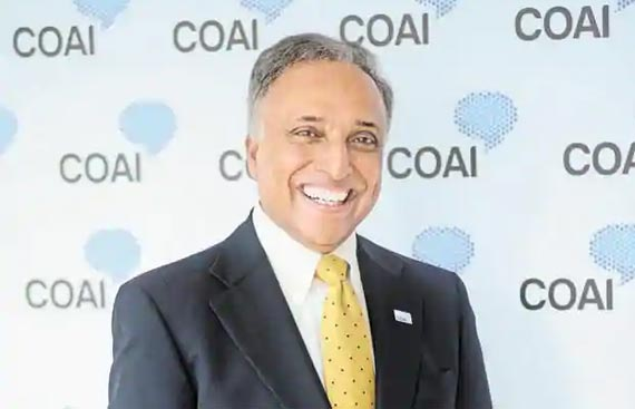 Need urgent change in AGR definition prospectively: COAI DG