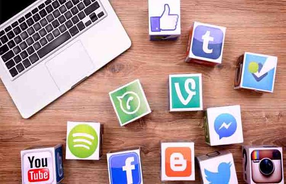 Social media shaping young 'digital natives'