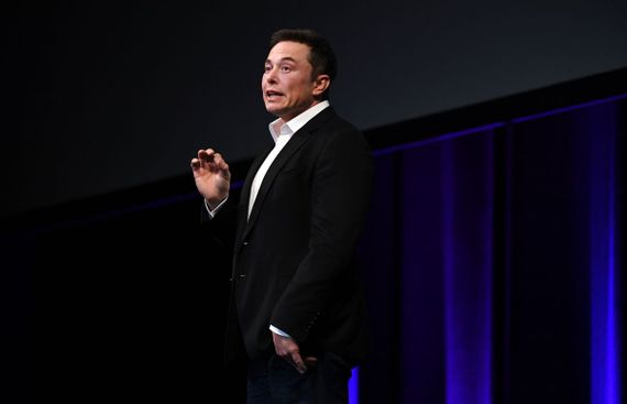 Elon Musk says he earned nothing from Tesla in 2018