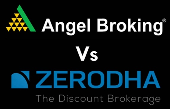 Where shall I Open a Demat Account: Angel broking or Zerodha?