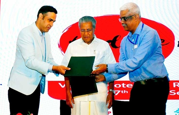 OPPO Partners with Govt. of Kerala to Strengthen the Start-up Ecosystem in Kerala