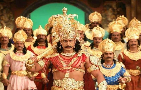 Kurukshetra: Darshan Shines as Duryodhana's Narration of Kurukshetra; To Break Records on its Way Ahead