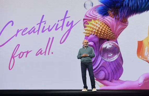 How Shantanu Narayen Leads Adobe To Success