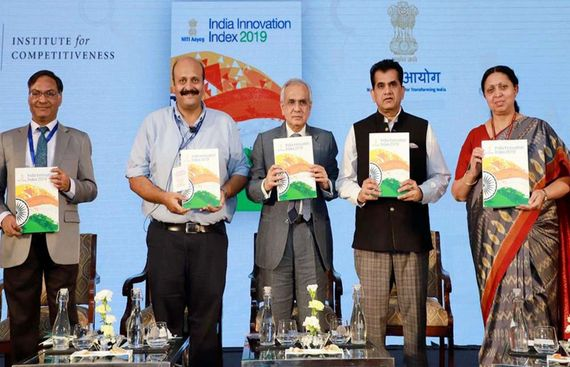 Karnataka Tops Innovation Index, List Dominated by South, West