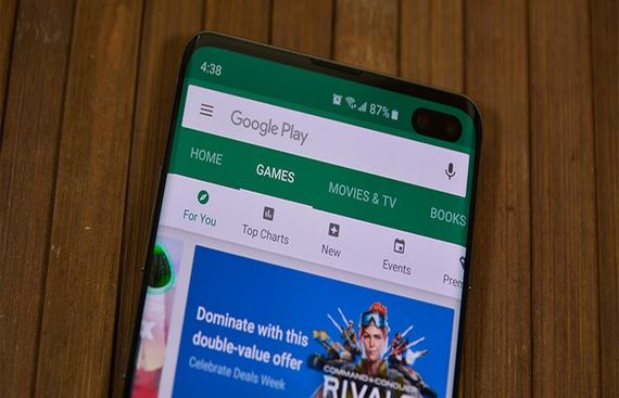 UPI now a payment option on Google Play Store