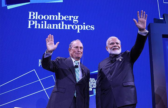 Modi calls U.S. Business Leaders to Invest in India Via CEO Roundtable