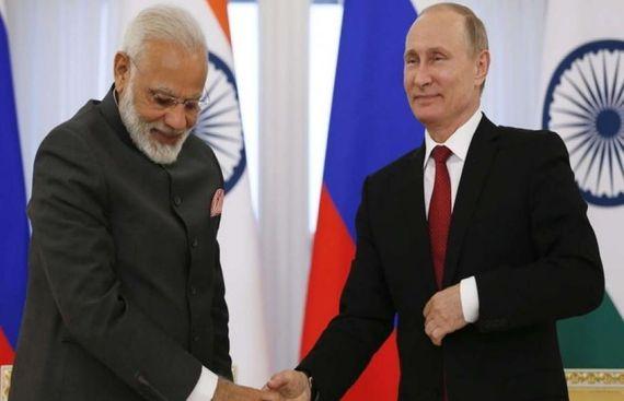 Amethi Kalashnikov plant a symbol of Indo-Russian friendship: Putin