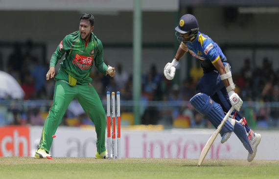 Inconsistent Sri Lanka Face Wounded Bangladesh
