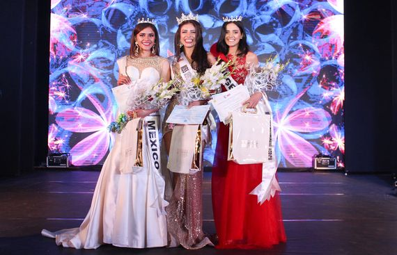 USA's Daniela Nieto crowned Miss Multinational 2018