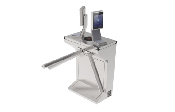 Prama Hikvision Introduces Tripod Turnstile in the High Speed Entrance Solution Product Segment