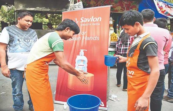 ITC's Savlon to become a Rs 1,000 crore brand