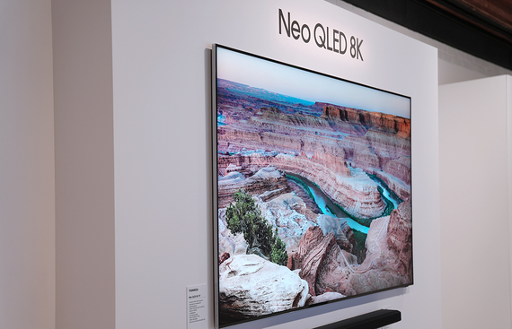MediaTek, Samsung unveil world's 1st Wi-Fi 6E enabled 8K TV