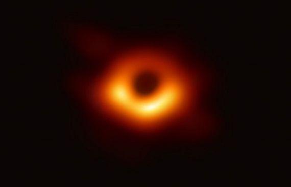 First-ever image of 'monster' black hole captured