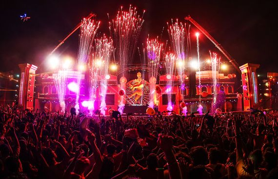 Sunburn Fest announces phase one lineup for 2019 edition