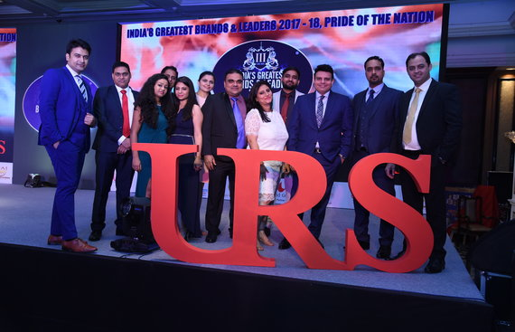 World?s Greatest Brand & Leaders 2018, URS Media & AsiaOne.
