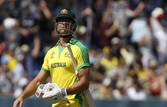 Khawaja Ruled Out of WC with Hamstring Injury