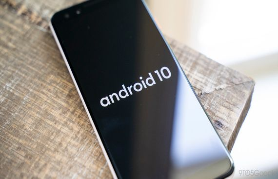 Google ditches desserts, unveils Android 10