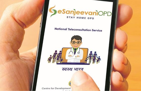 GoI's Free Telemedicine Service 'eSanjeevani', Achieves 60 Lakh Consultations