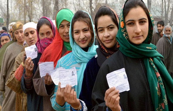Less than 3% voting in J&K's Anantnag