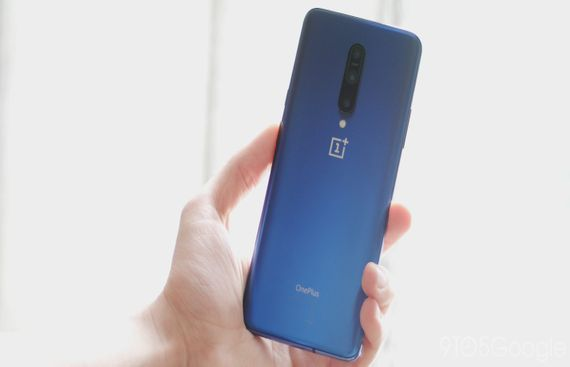OnePlus 7 Pro Gets OxygenOS 9.5.9 Update