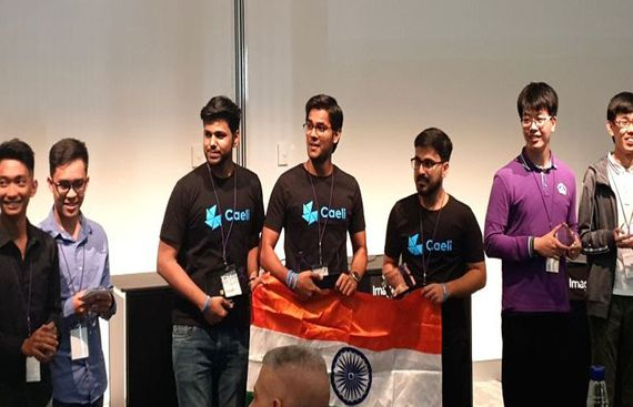 Faridabad students win Microsoft's Asia contest, set eyes on US finals