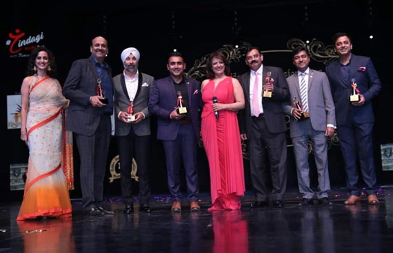 Golden Age Transformation Felicitated Successful Life Coaches With 'Holistic Wellness Award'