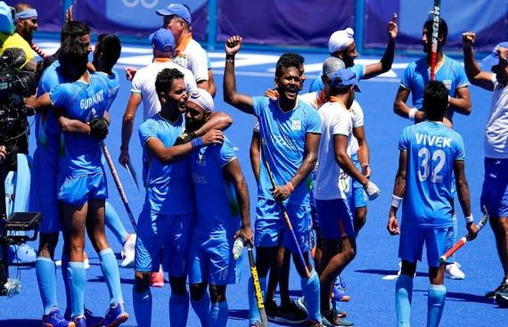Olympics 2021: Indian men's hockey team triumph over Germany to win bronze, a medal after 41 years