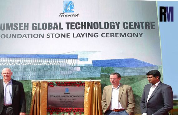 Tecumseh Launches its Global Technology Centre in India