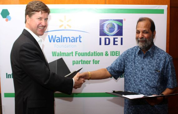 Walmart Foundation supports IDEI project to raise farmers incomes