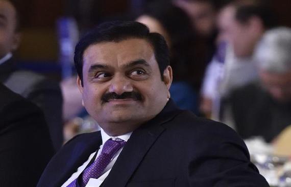 Gautam Adani says on track to be the world's largest renewable generating company