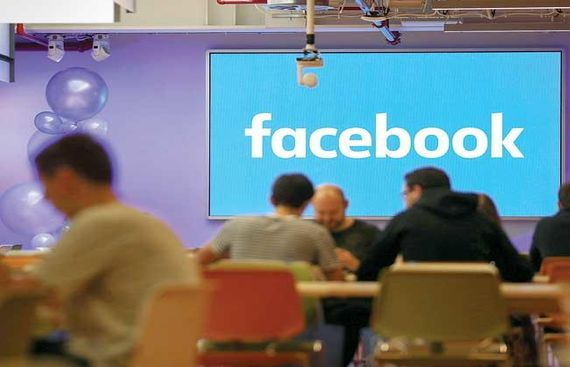 Facebook Sets up Facebook Hubs to Nurture Indian Startups