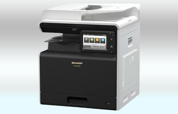 SHARP Introduces the C-Cube IT - a Free to Fit Color Multifunctional Printer with one of the smallest footprints in the Industry