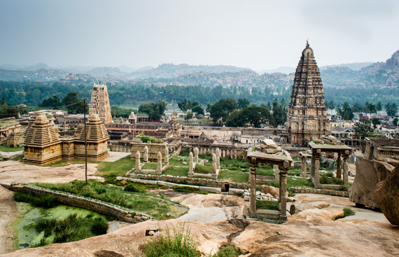 5 Unknown Facts about Hampi