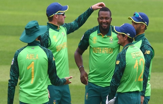 South Africa Opt to Bowl Against Sri Lanka