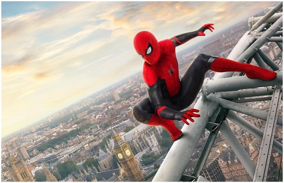 SpiderMan: Far From Home Open a Day Early in India