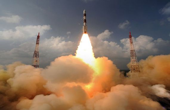 A Small Maharashtra Village Boosts India's Space Ambitions